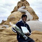 Sudarshan Patnaik wins Copenhagen Sand Championship