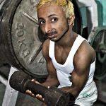 Late Aditya Romeo Dev – World's Smallest Bodybuilder