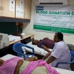 IDBI Bank holds Blood Donation Camp in Bhubaneswar