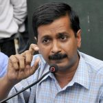 Kejriwal projected as AAP's CM Candidate in Delhi