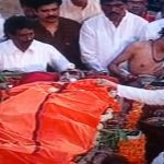 Balasaheb Thackeray cremated with Full State Honours