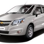 Chevrolet SAIL-UVA: Features & Specifications