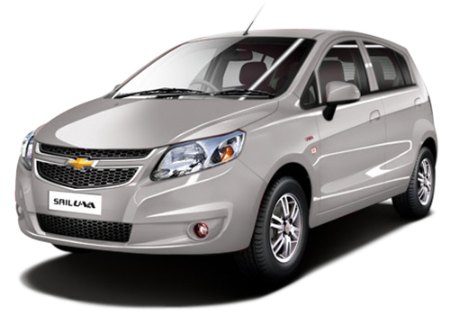 Chevrolet SAIL-UVA: Features & Specifications - The News ...
