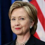 Hillary Clinton Hospitalised