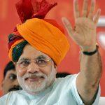 Narendra Modi unveils BJP Manifesto for Gujarat Polls