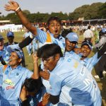 India Win Cricket Blind T20 World Cup, 2012