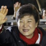Park Geun-hye Becomes First Female President of South Korea
