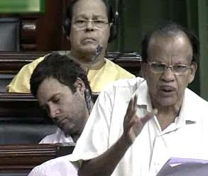 Rahul-Parliament