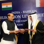 India signs bilateral cooperation treaty with Bahrain