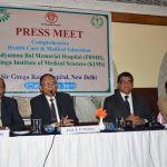 KIMS-Bhubaneswar to start New Health Care Technology with SGRH, New Delhi