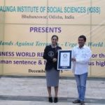 KISS-Bhubaneswar achieves Two Guinness World Records