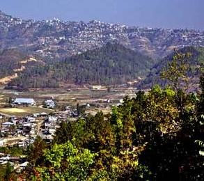 Khawalailung village