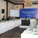 Petroleum Minister Shri Dharmendra Pradhan discusses with OPEC Delegation