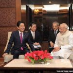 India, Japan ink Key Agreements during Abe's Visit