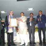 Odisha Minister confers ASBM Award for Excellence to KPMG, CEO