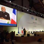 Statement by Prime Minister at COP 21 Plenary Paris