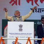 PM Modi lays foundation stone of 14 lane Delhi-Meerut highway