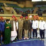 Railway Minister inaugurates National Wrestling Championships