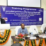 ICAR-CIFA organises Three-day Training Camp for Tribal Youth