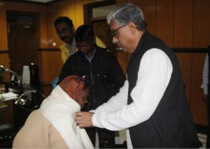 Balamdina Ekka--Tripura CM