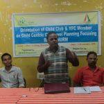 CCWD, NFI organise Orientation Programme for Children in Bhubaneswar