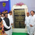 Minister lays foundation Stone for Composite Regional Centre in AP