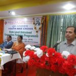 Untrained Youth Red Cross Counsellors training Program inaugurated in Bhubaneswar