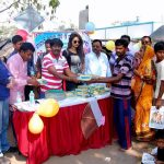 NYCA Celebrates Makar Sankranti among inhabitants of Bhubaneswar's Jagannath Basti