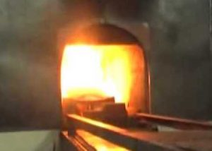 Cremation of dead bodies