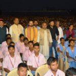 Parliamentary IT Standing Committee visits KISS-Bhubaneswar