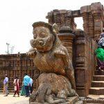 15 tourists stung by honey bees at Odisha's Konark Sun Temple