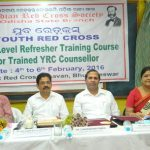 IRCS-OSB organises training programme for YRC Counsellors in Bhubaneswar