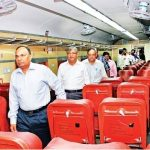 Air Conditioned Coach developed for DEMU Trains