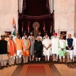 PM Modi expands Cabinet, inducts 19 new Ministers of State