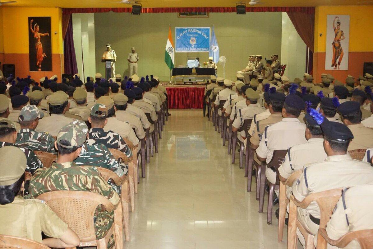 CRPF Bhubaneswar