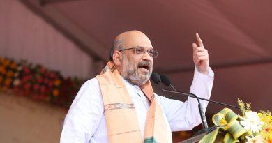 Amit Shah in Bhubaneswar