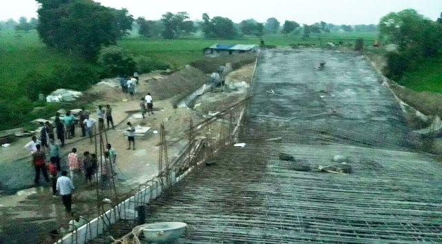 Bargarh Bridge collapse