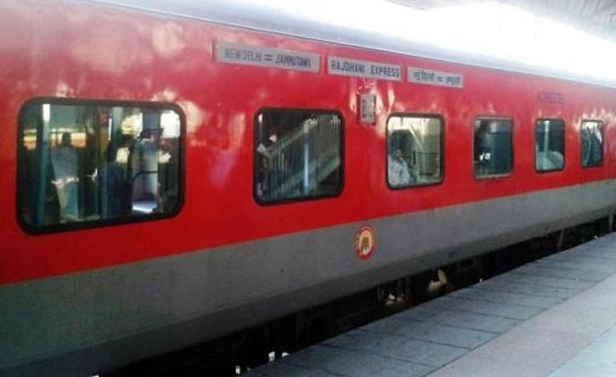 Jammu Rajdhani Express coach derails