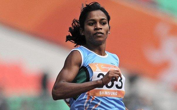 Odia Athlete Jauna Murmu