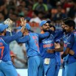 Team India on a rampage; Rivals fall flat