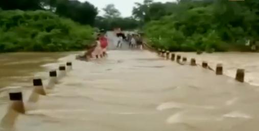 Adapala bridge, Mayurbhanj