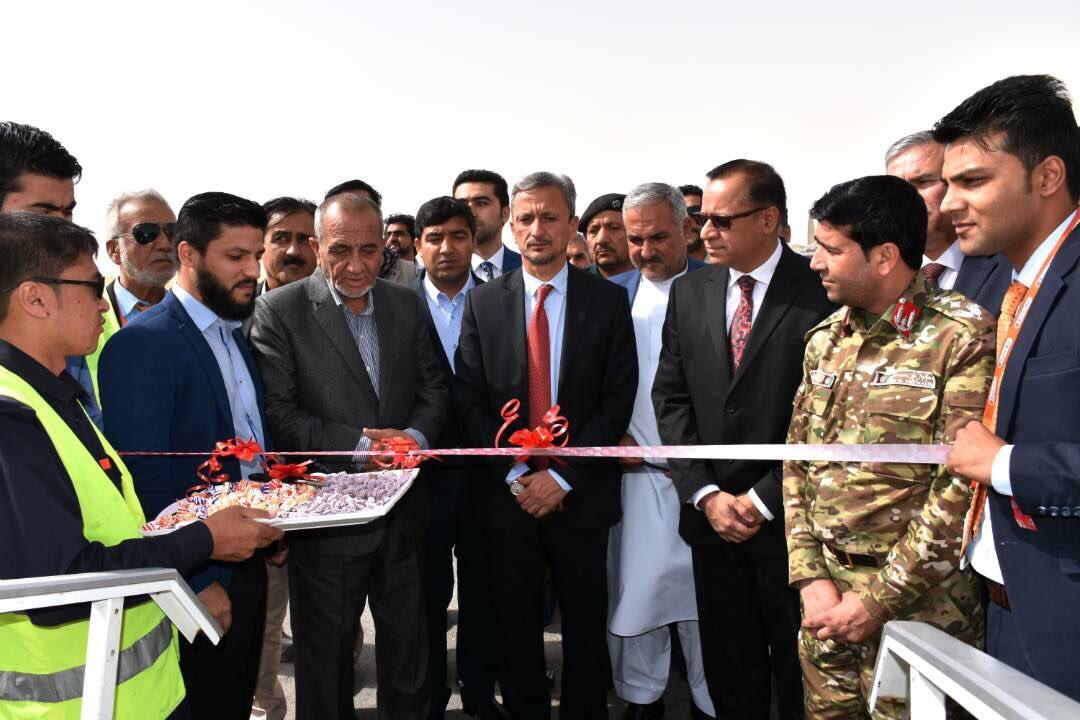 Afghan airline Kam Air – from Mazar-e-Sharif to Delhi