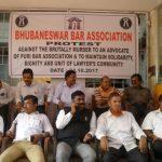 Bhubaneswar Bar Association extends support to Puri Lawyers