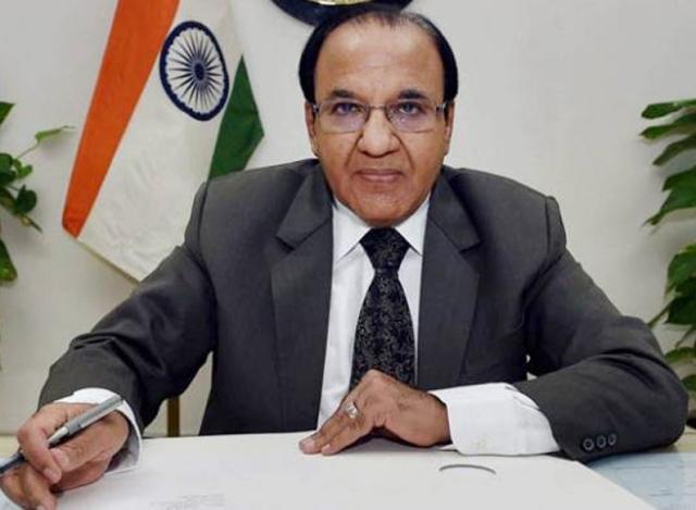 Chief Election Commissioner Achal Kumar Joti