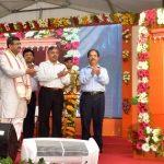 Dharmendra Pradhan launches PNG supply in Bhubaneswar