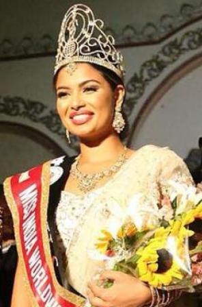Madhu Valli -Miss India Worldwide
