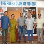 Press Club of Odisha protests attacks on Media