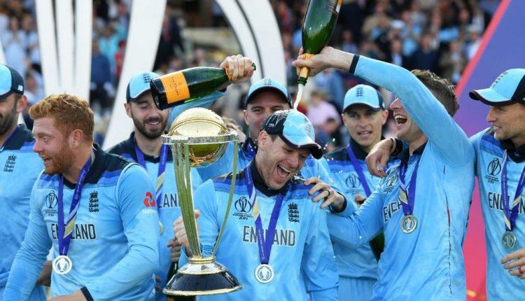 CWC 2019 England