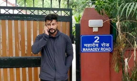 Anubhav Mohanty Delhi