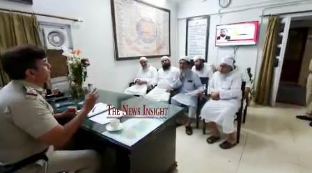 Delhi's Nizamuddin Markaz case